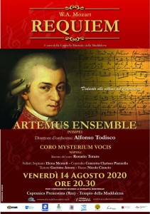 Loc Requiem Mozart