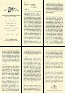 02 - P.A.GALLO - Messa de' Morti -  22.12.2001 Prima esecuzione moderna